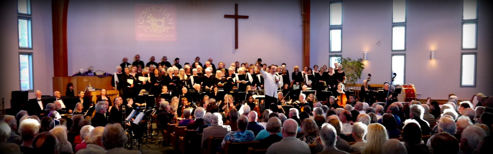 Cowichan Consort Orchestra and Choir