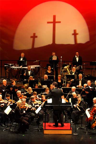 Andrew Leong's photo of Karl Jenkins Stabat Mater performance April 2010