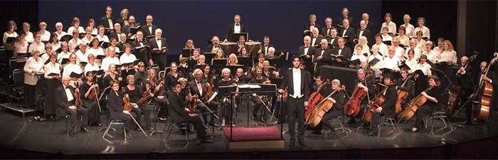 Cowichan Consort Orchestra and Choir, December 2006; Duncan Frater, Conductor